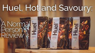 Huel Hot and Savoury: A Normal Person's Review