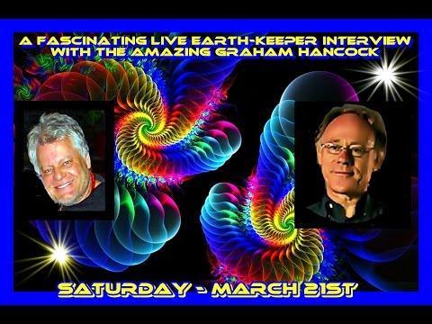 2015  Graham Hancock on Magicians of the Gods: JamesTyberonn