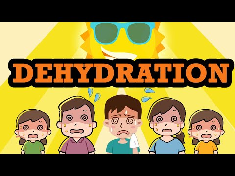 What is Dehydration? Causes, Signs and Symptoms, Diagnosis and Treatment.