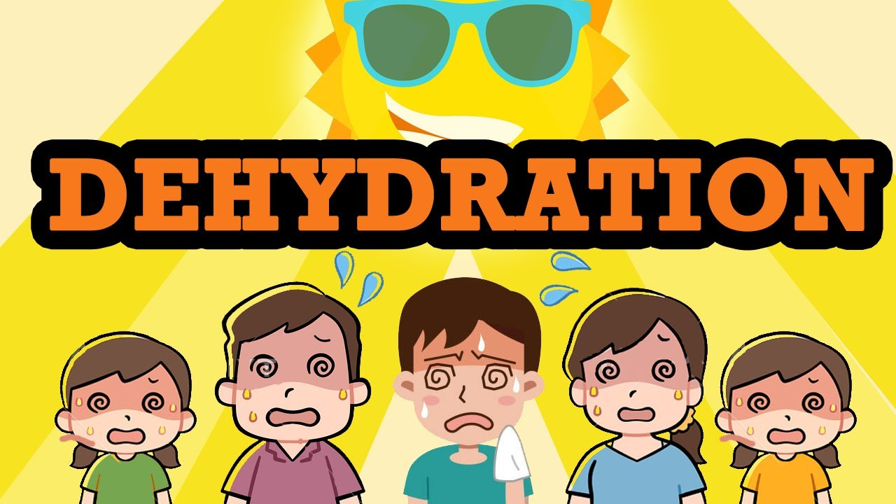 What is Dehydration? Causes, Signs and Symptoms, Diagnosis and Treatment. -  YouTube