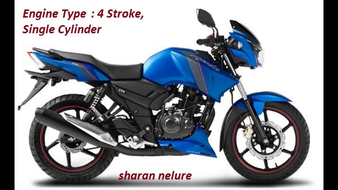 TVS Apache RTR 160 Price, Mileage, Specifications