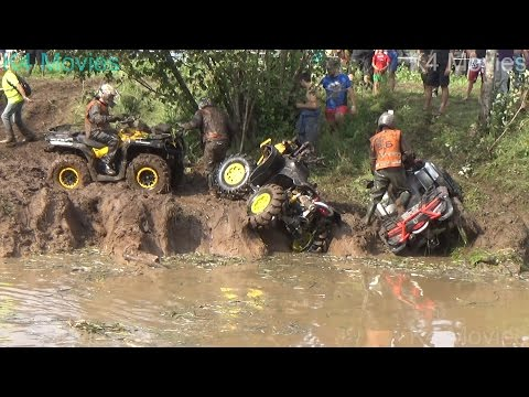 ATV's in small river | Rugaji
