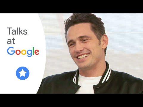 "James Franco: ""The Disaster Artist""   Talks at Google"