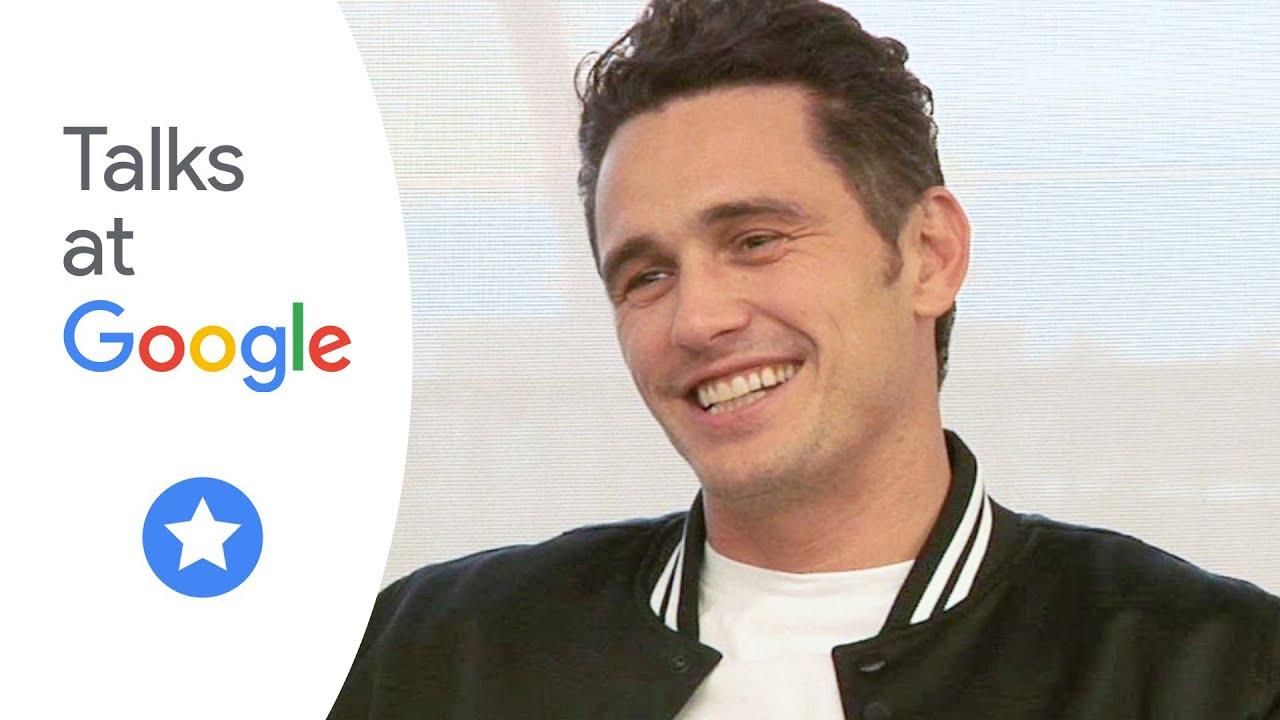 "James Franco: ""The Disaster Artist"" | Talks at Google ..."