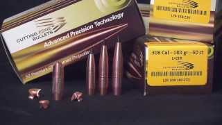 Cutting Edge Bullets - 2014 Product Video