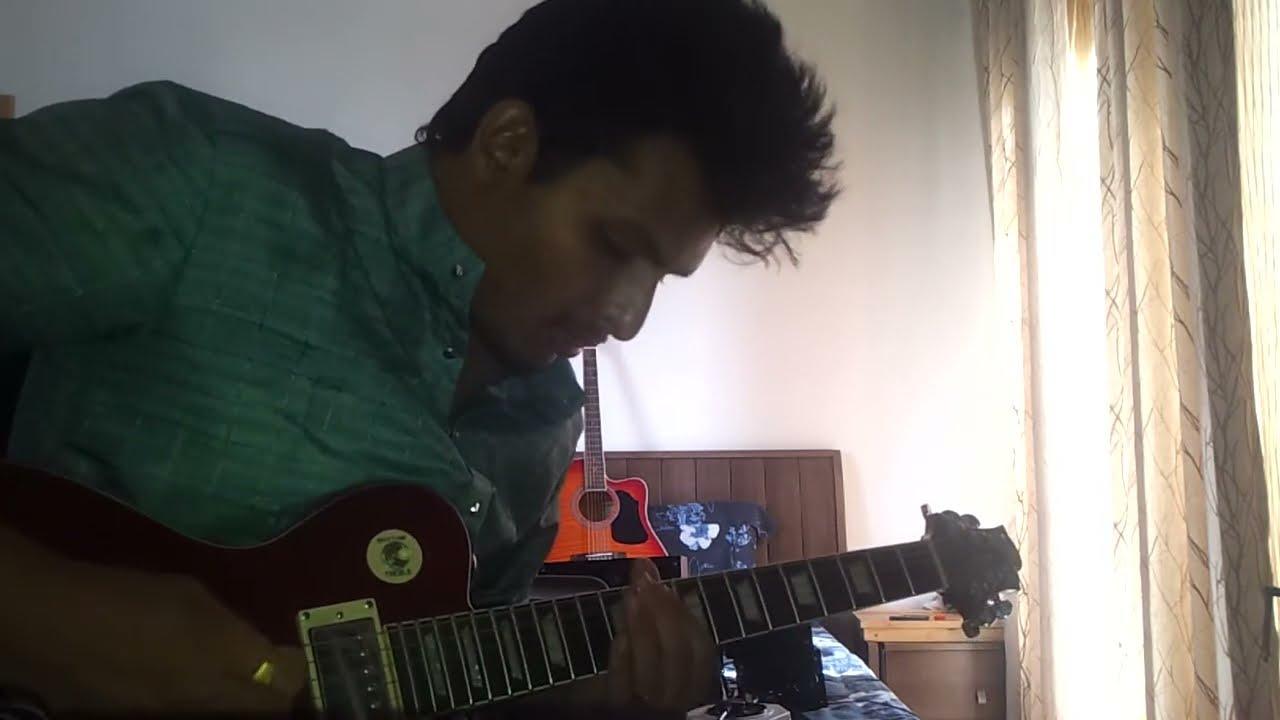 Bharat Humko Jaan Se Pyara Hai Guitar Cover Hd