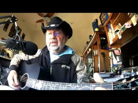 Steve Bright & the Famous Black Guitar - Drivin Wheel - by Tom Rush