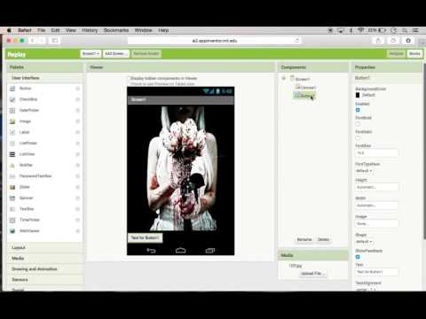 Reproductor Mp3 App Inventor part 1