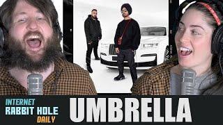 Umbrella   Diljit Dosanjh   Intense   Chani Nattan   New Punjabi Song 2021   irh daily REACTION!