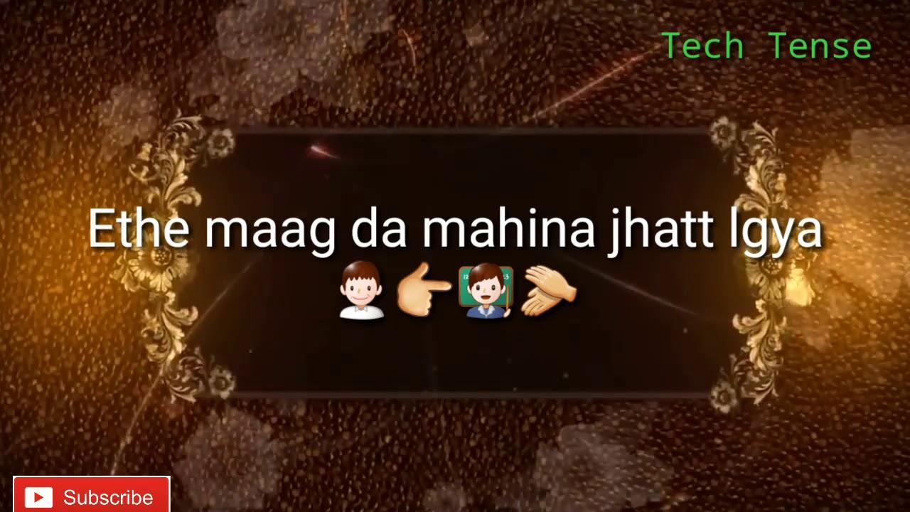 punjabi whatsapp status new year special