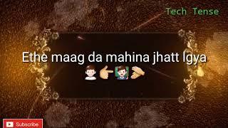 Punjabi whatsapp status /new year special