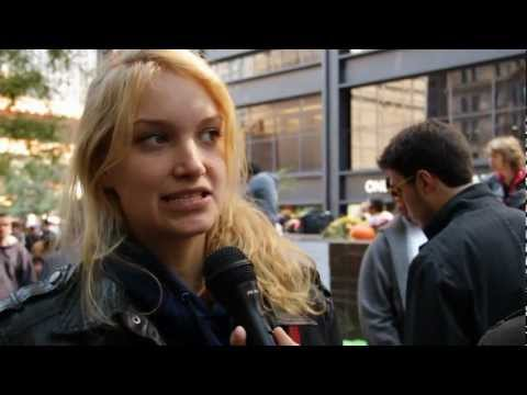 Occupy Wall Street - Campus Chatter