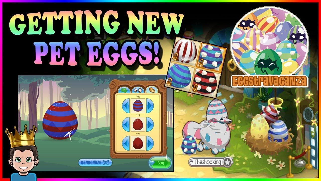 Animal Jam Halloween Pet Eggs 2020 GETTING 5 BRAND NEW PET EGGS! WHAT WILL THEY HATCH INTO? ANIMAL