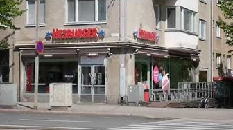 Hesburger (Helsinki, Finland)
