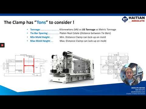 The Complete Guide to Sizing Injection Molding Machines: Introduction