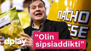 Jethro ja lihava Suomi | Jethro paljastaa herkutteluheikkoutensa | Dplay.fi