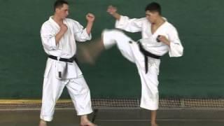 Обучение системе рукопашному бою Часть 45