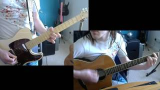 Marilyn Manson - In the Shadow of the Valley of Death (guitar cover) Mp3
