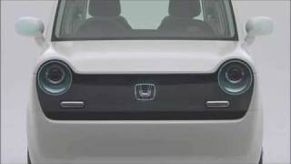 Honda EV-N Electric Car Videos