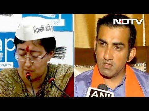रवीश की रिपोर्ट : एक भद्दे पर्चे पर छिड़ी तीखी राजनीतिक लड़ाई