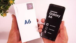 Samsung Galaxy A6 2018 Unboxing & First Look [Urdu/Hindi]