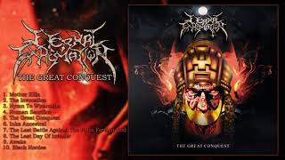 Gambar cover ETERNAL EXHUMATION - The Great Conquest (Full Album Stream-2017)