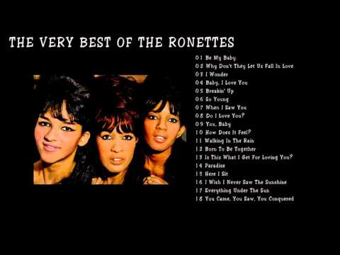 Ronettes  The very best of the ronettes