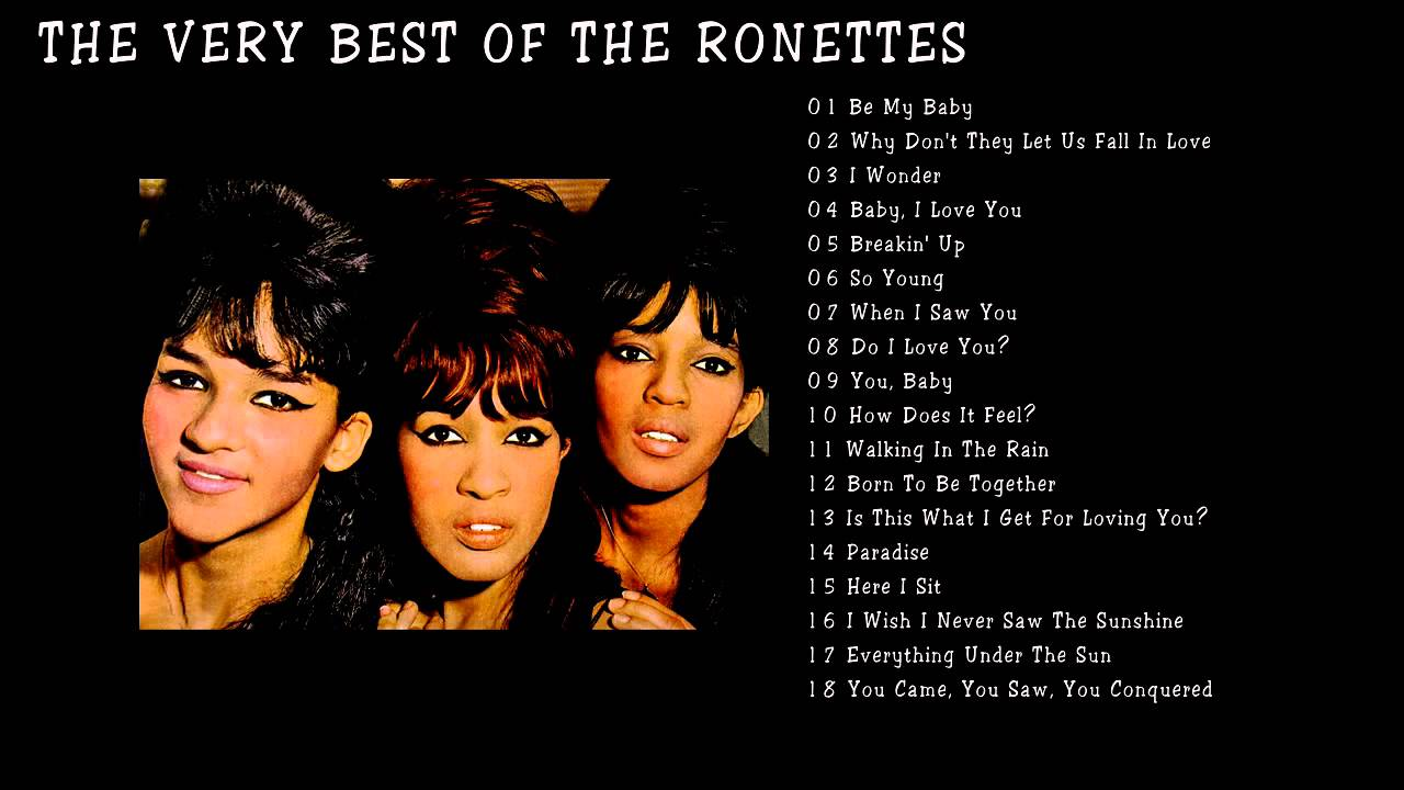 Be My Baby The Very Best Of The Ron Ettes