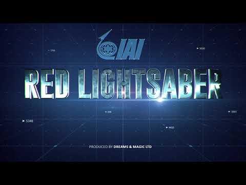 RED LIGHTSABER 1080p