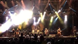 Veritas Maximus - Intro & Keine Macht den Drogen Live @ G.O.N.D. 2015