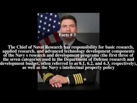 Chief of Naval Research Top # 5 Facts