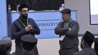 MKA News Qaideen Forum 2016 - 2017