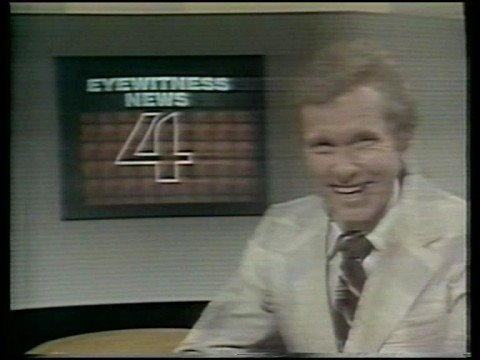 TV Outtakes: News Reporter Laughter