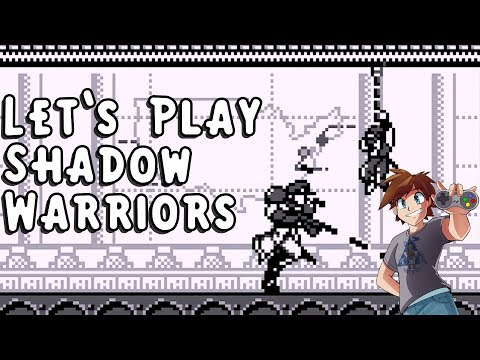 Let's Play Shadow Warriors Ninja Gaiden Shadow for Gameboy