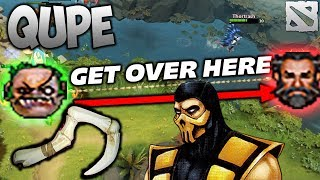 Qupe Pudge [GET OVER HERE!] Dota 2