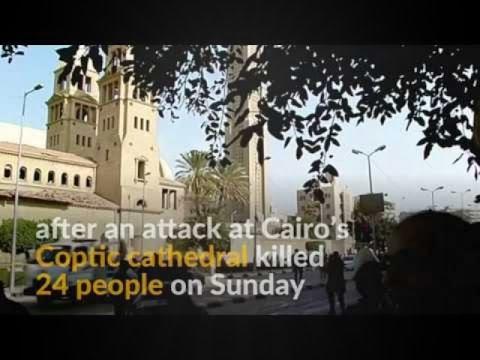 ☽ Egyptian Christians Massacred On Islamic Holiday Ta Updated