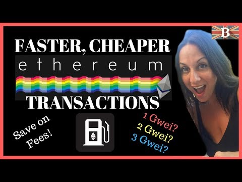 Ethereum Gas Station Tutorial: Faster, Cheaper ETH Transactions