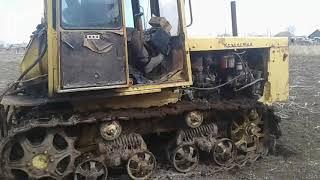 2018 Первый запуск трактора Проверка