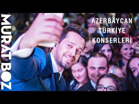 Azerbaycan Ve Türkiye Konserleri - Murat Boz