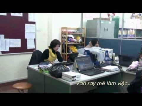 Canifa 2012 - Một ngày làm việc thật hiệu quả