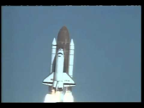 STS-62 Launch NASA Footage