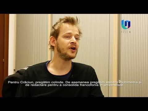 TeleU: UPT are lectorat francez