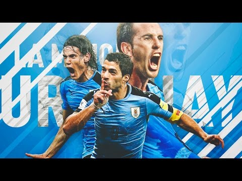 LA MEJOR PLANTILLA DE URUGUAY!!! CON EL MEJOR DELANTERO DE FIFA 17 !!!