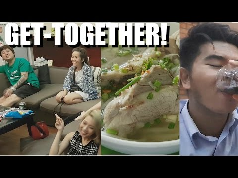 SAIGON Daily VLog: VIETNAM IS HOME? - Party at OldBoy's House. LOOSE LIFE #9
