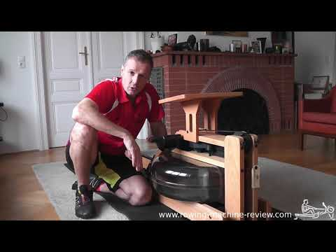 Waterrower Test and Review