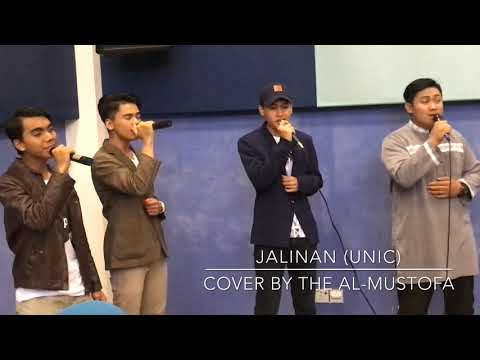 [LIVE] JALINAN - UNIC (Cover By The Al-Mustofa)