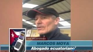 Inmigrantes cubanos en Ecuador temen por su futuro