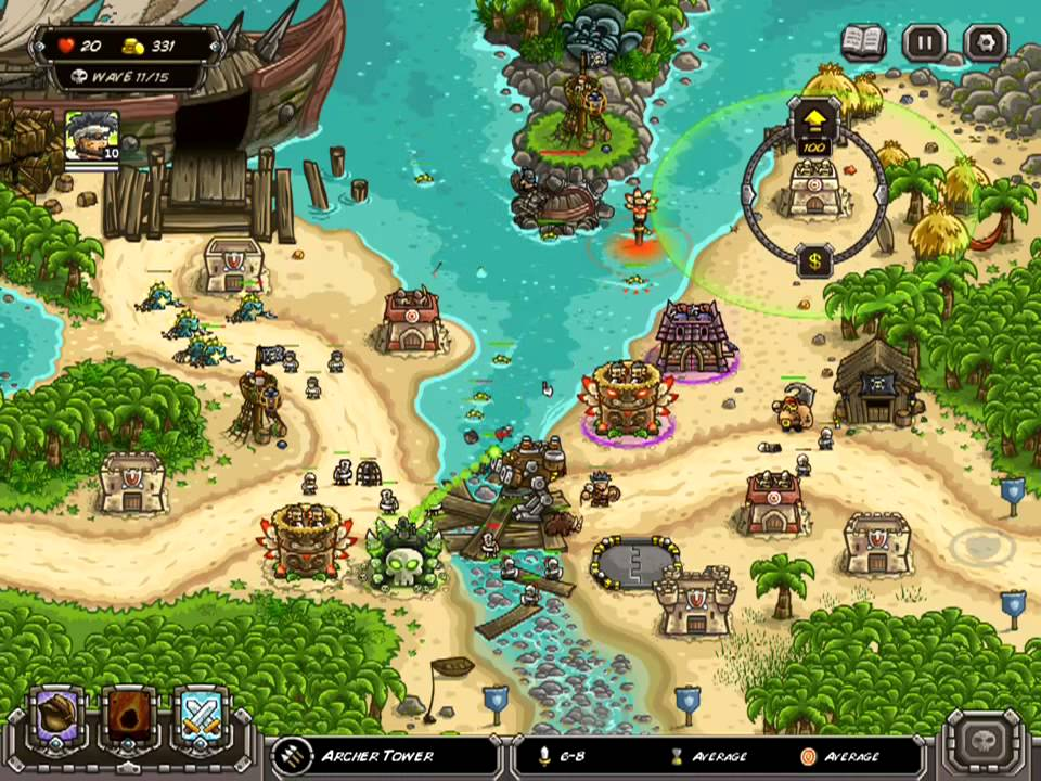 Kingdom Rush Frontiers - Premium - All Heroes Unlocked