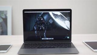 الجزء الثالث- التزامن | مراجعة لابتوب Apple MacBook 2016