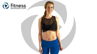 Total Body Cardio Warm Up Workout to Burn Fat and Boost Energy